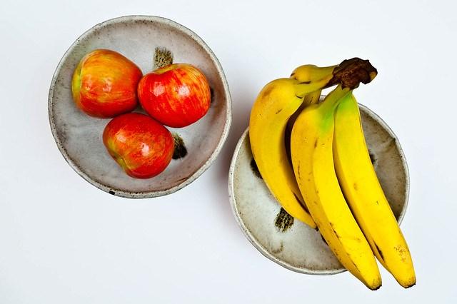 I like to eat apples and bananas [285/365]