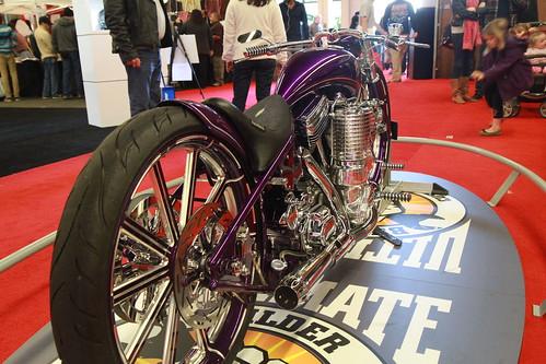 2011 - San Mateo, CA - Saturday @ Ultimate Builder Custom Bike Show