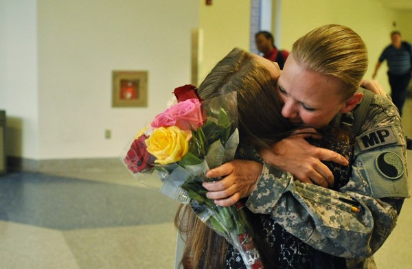 29th ID Soldiers return to Virginia after duty in Afghanistan