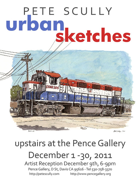 Pence Gallery Show, Dec 2011