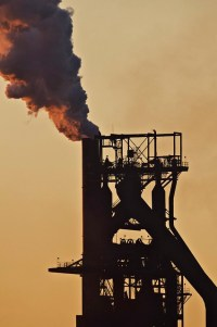 number seven blast furnace, sault ste. marie, ontario