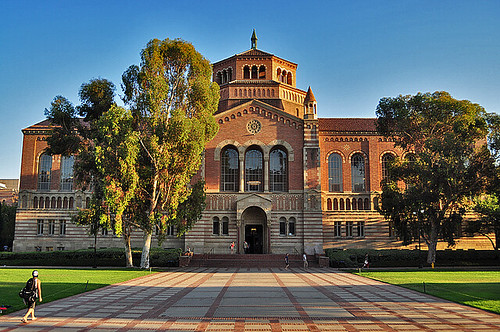 Powell Library UCLA