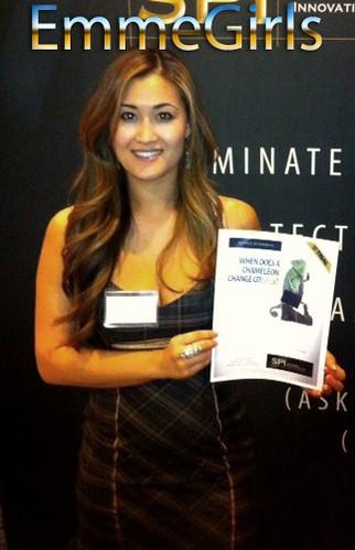 EmmeGirls Trade Show Models at Reptile Attorney Seminar Chicago (emme girls) by Trade Show Models