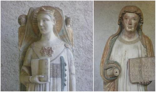 Castelvecchio statues