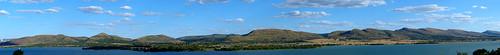 Hartebeespoort Dam Panorama by bspoke_snaps
