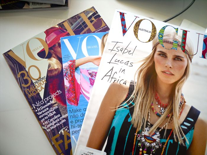 Vogue pretty covers