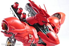 Formania Sazabi Bust Display Figure Unboxing Review Photos (128)