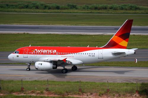 Avianca Brasil | Airbus A318 @ SBGR