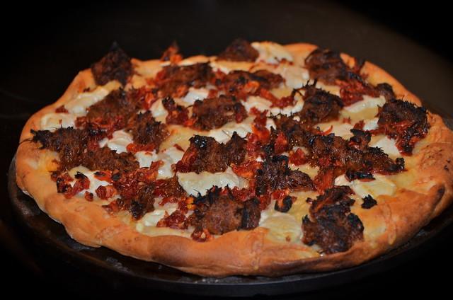 How to Form Pizza Dough  Necessary Indulgences