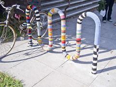 yarn-bomb  by  ShapeThings (Eli Carrico)