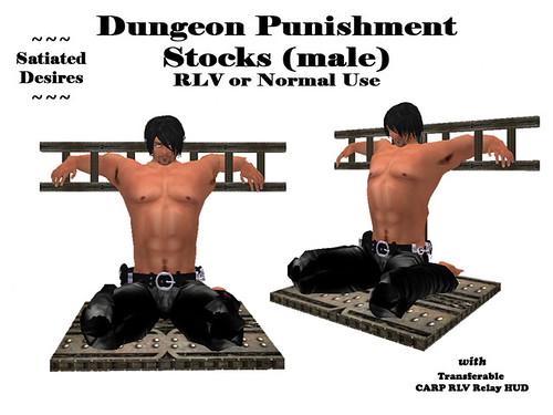 RLV Dungeon Punishment Stock