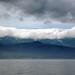 Shiretoko mountain range
