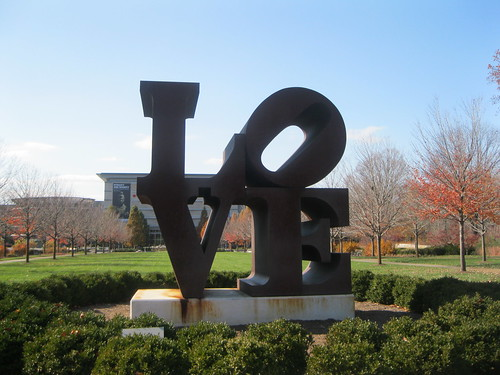 "Robert Indiana ""Loves"" Indianapolis"