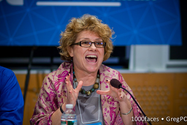 Face - Patricia Zimmermann at #FoE5
