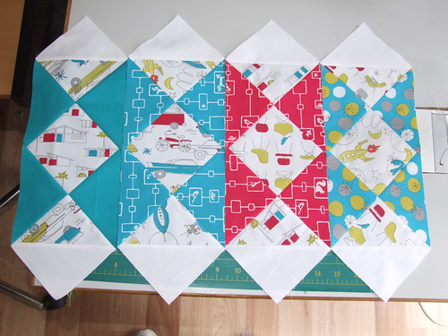 Sew Australia Sept Blocks