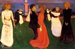 Edvard Munch's, Dance of Life