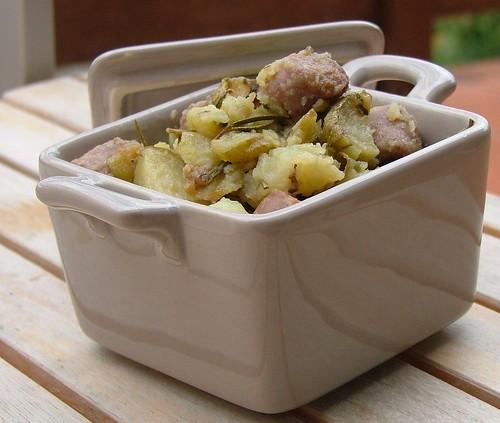 Potato & Sausage