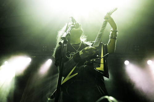 Alexi Laiho - Children of Bodom Live in Singapore
