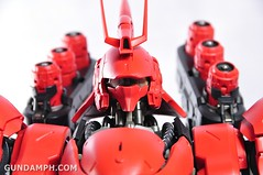 Formania Sazabi Bust Display Figure Unboxing Review Photos (137)