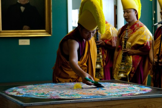 Fischer Institute Presents: Tibetan Lamas of the Drepung Loseling Monastery