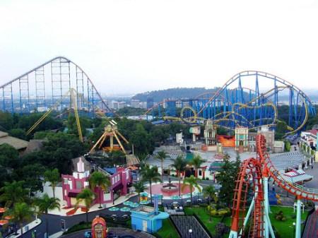 Carrera Six Flags México