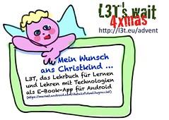 Ich wünsch mir L3T als E-Book für Android
