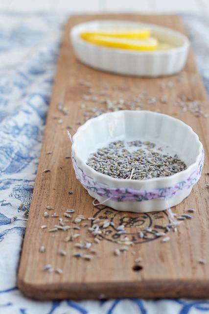 Lavender, for Lemon Lavender Tea Cakes