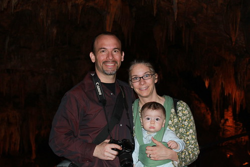 Luray Caverns - Family Portrait (By Christina Geyer)