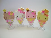 kitty ice cream erasers 2011