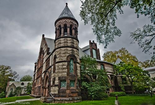 At Princeton Univ
