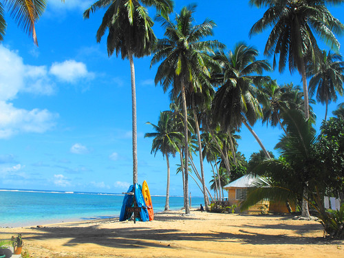 Samoa Hideaway
