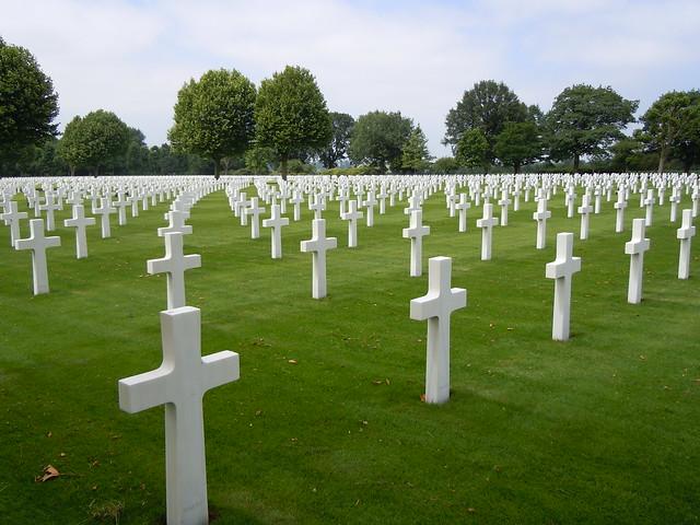 Netherlands American Cemetery & Memorial