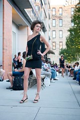 Summer Night Runway - Alexandra Parker
