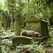 Highgate Cemetery: Tomb of Thomas Sayers