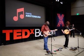 TEDxBoston 2011: Peter Linton, Merrie Amsterburg