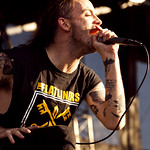 Cancer Bats @ Bluesfest 2011
