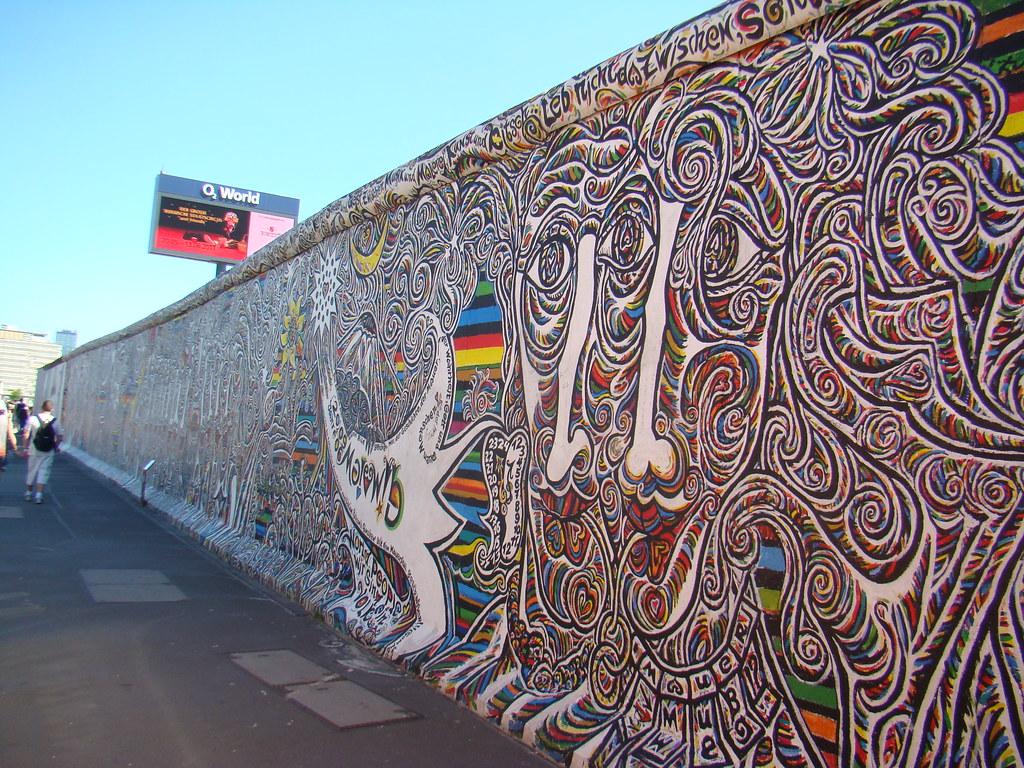 Muro de Berlin Alemania 05