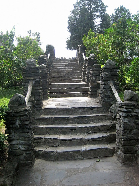 Gillette Castle Steps