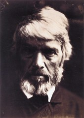 Thomas Carlyle like a rough block of Michael Angelo's sculpture, 1867