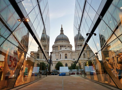 St.Paul`s Cathedral,London