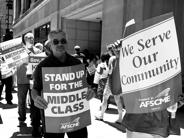 Stand Up for the Middle Class
