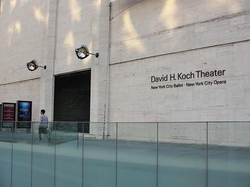 David H Koch Theater
