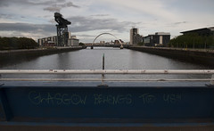Glasgow belongs to us