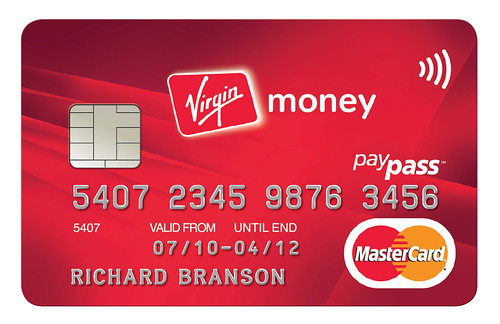 Virgin Money: Red Virgin Credit Card