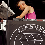 Diamond Rings @ Bluesfest 2011