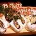 Back: Candy Roll, Front: Eel Roll