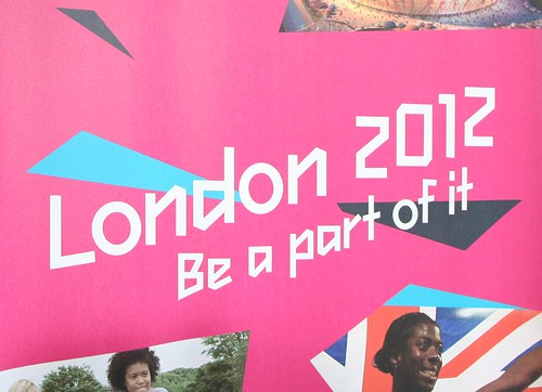 London 2012 - 1 year to go