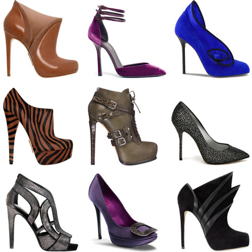 Best Shoes of Fall 2011