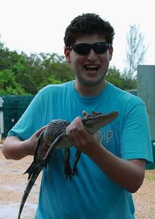 poor alligator!