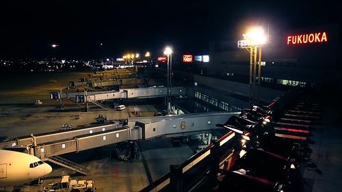 ふくおかフィナンシャルグループの福岡の空港